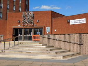 Cannock Chase Council Civic Centre