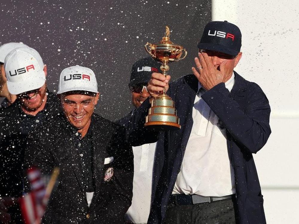 US Ryder Cup skipper Steve Stricker names two more…