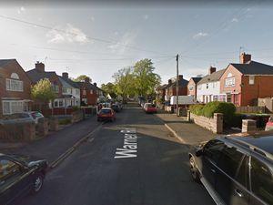 Warner Road, in Wednesbury. Pic: Google Street View