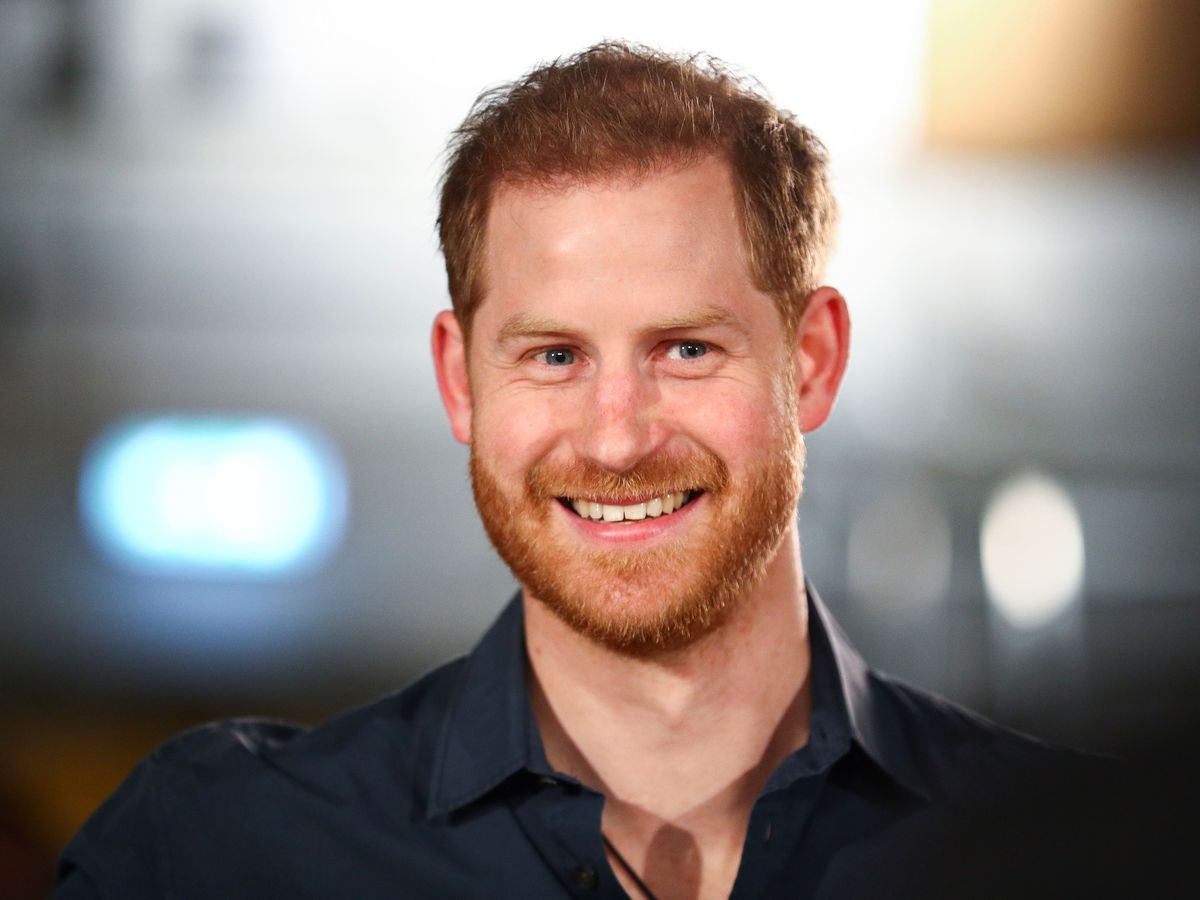 The Duke of Sussex spoke at the virtual event