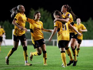 Wolves Women take on Albion Women (Getty/Wolves)