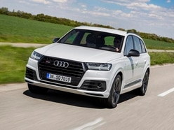 UK Drive: Audi's SQ7 offers all things to all people
