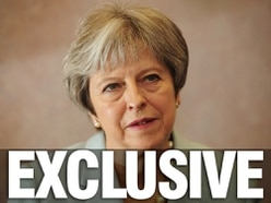 Theresa May insists Britain WILL leave customs union post-Brexit