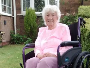 99-year-old Ethel Lote