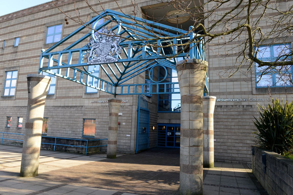Wolverhampton Crown Court, where the case was heard