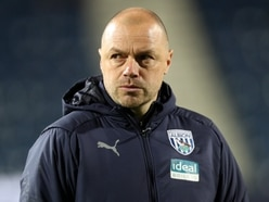 West Brom caretaker James Shan happy with his coaching team for this week