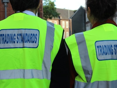 Warning after rogue traders target elderly people