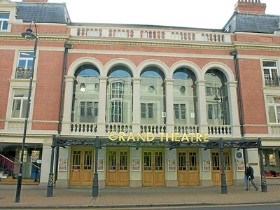 Wolverhampton Grand nominated as most welcoming theatre