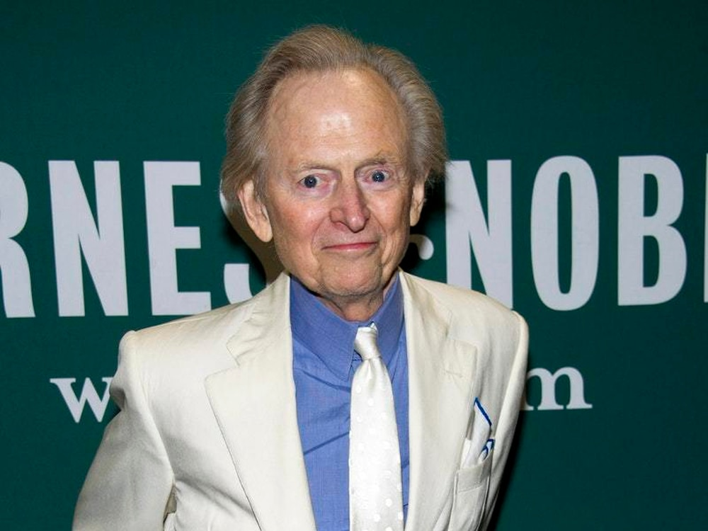 Tributes Pour In For Tom Wolfe