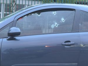 At least eight shots were discharged from a pistol, with one striking Mr Mullings in the lower back (Image by West Midlands Police)