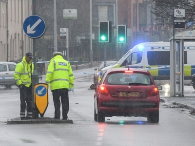 Man killed and woman critical after being hit by car in Wolverhampton