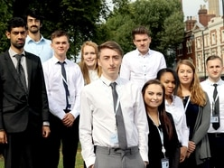 Firm doubles the size of its graduate programme to tackle skills shortage
