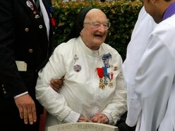 War-time nun hailed as 'Angel of Dieppe' dies aged 103