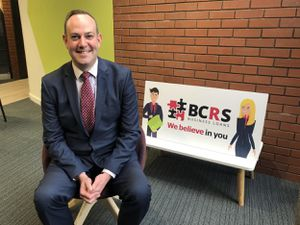 Stephen Deakin, chief executive of BCRS Business Loans