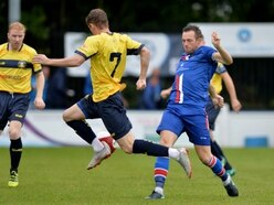 FA Cup qualifying: Chasetown 1 - 1 Gainsborough Trinity- Report and pictures