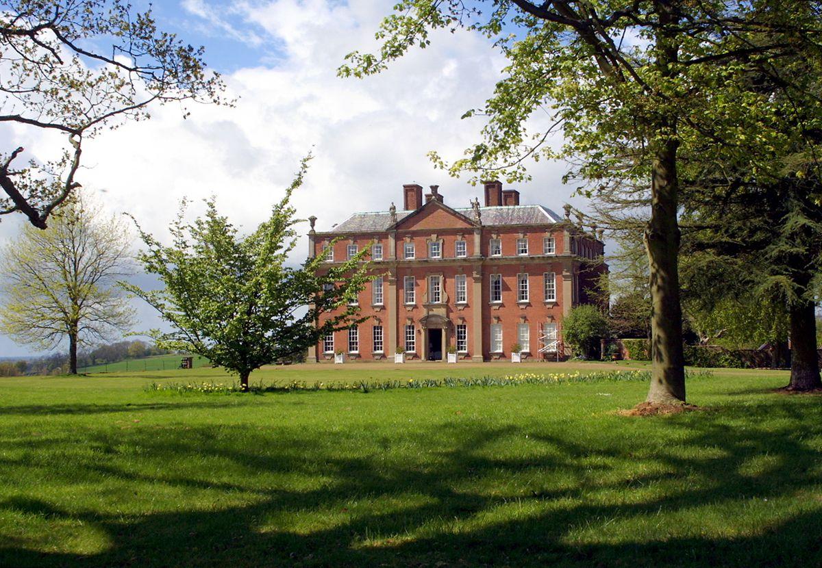 """Exceptional"" Mawley Hall near Cleobury Mortimer."