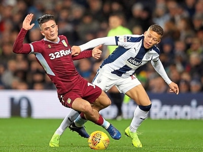 Dean Smith claims Aston Villa ace Jack Grealish is getting a rough deal in the Championship