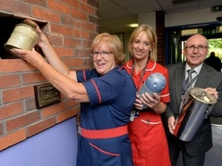 116 years of history as time capsules opened at Wolverhampton hospital