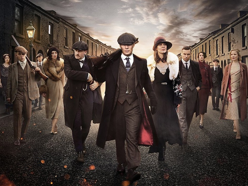 Peaky Blinders: Producers tease new series with brand new promo photo