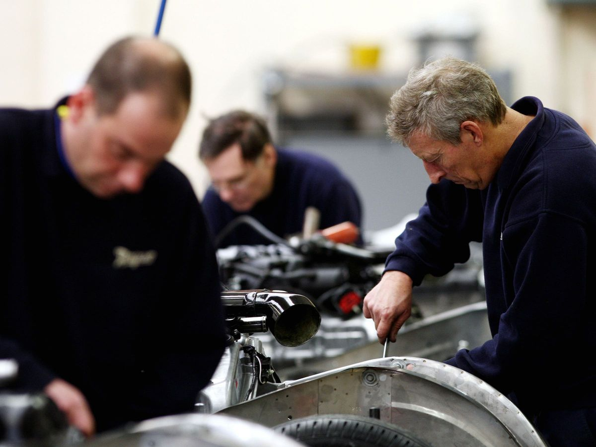 UK's manufacturing sector