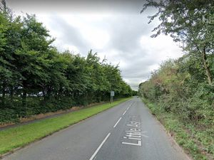 Little Aston Road, in Aldridge. Photo: Google Maps