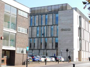 Staffordshire Place - Staffordshire County Council's Stafford headquarters