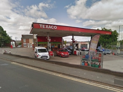 'Dilapidated' petrol station to be replaced