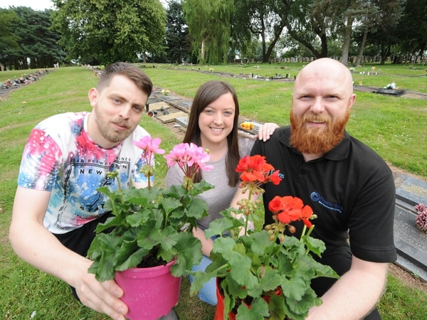Kind-hearted locals step in after graves damaged in Wolverhampton