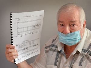 John Woolridge, from Coseley, has penned a song to the NHS