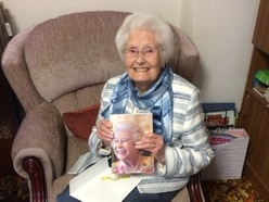 Former Oldbury school cook Phyllis celebrates 100th birthday – after beating cancer at 99