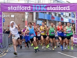 Thousands turn out for Stafford 10K - with VIDEO and PICTURES