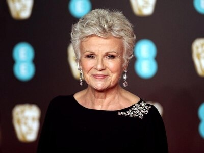 Dame Julie Walters reveals bowel cancer diagnosis