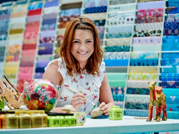 WIN: Tickets to Simply Christmas; Stitching, Sewing & Hobbycrafts and Cake International in Birmingham