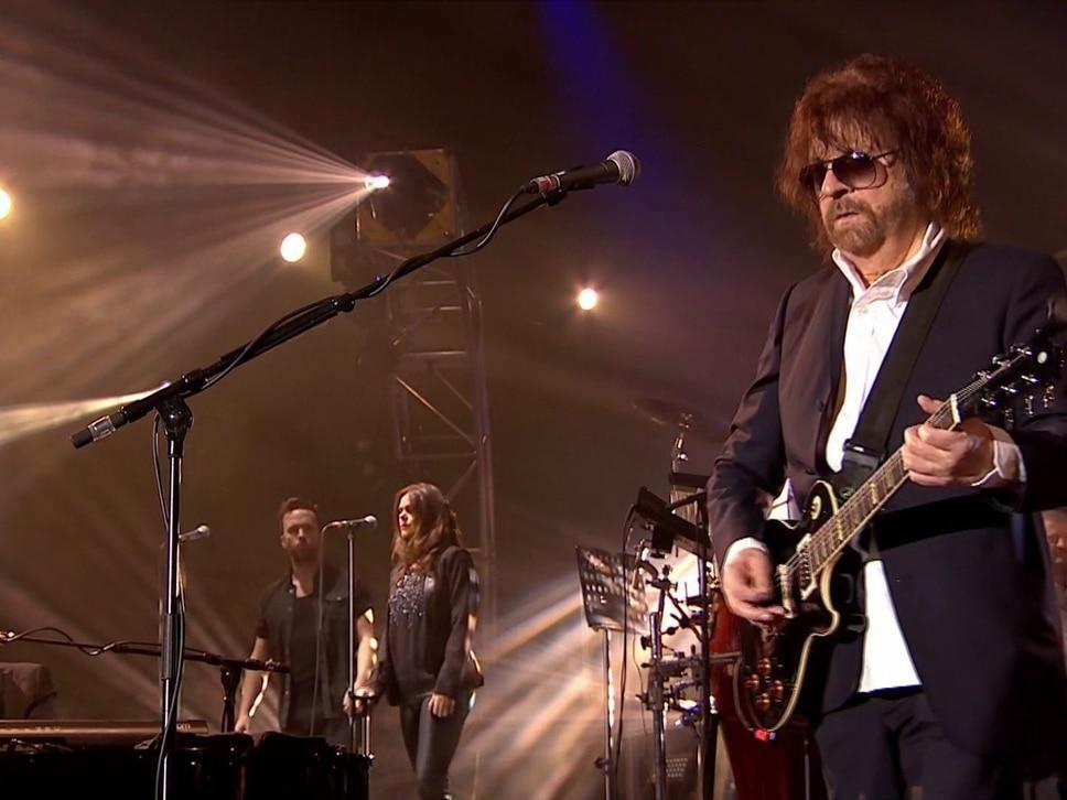 Jeff Lynne's ELO announce extra Birmingham tour date