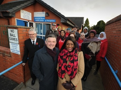 Future of GP surgeries safe in Labour's hands, pledges Shadow Health Secretary in Wolverhampton