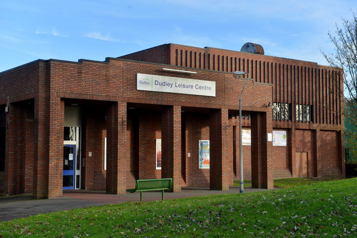Dudley's current leisure centre in Wellington Road is set to be replaced