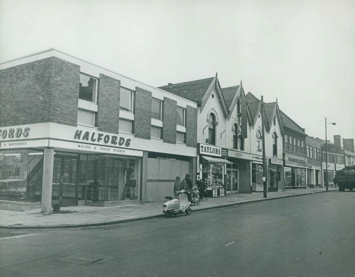 Surinder Singh Bahara owned the former Alhambra cinema in Bilston