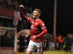 FA Cup replay: Darlington 0 Walsall 1 - Report and pictures