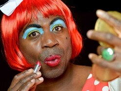 UK's longest serving black panto dame to take to stage - with VIDEO