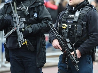 Armed police arrest man with imitation gun near Walsall Tesco