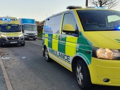 Schoolboy hit by car in Oldbury