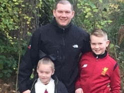 Father shares brain cancer journey as part of charity awareness drive