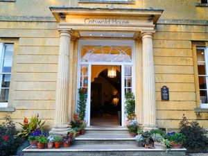Magnificent makeover – Cotswold House has been treated to a £1 million refurbishment