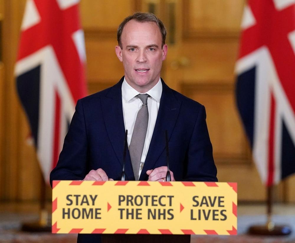Coronavirus: UK lockdown measures extended for at least three more weeks