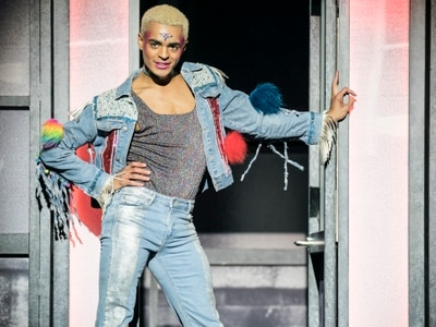 Layton Williams and Shane Richie to star in Everybody's Talking About Jamie in Wolverhampton