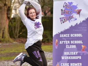 Dance teacher Charlotte Cooper has launched an appeal for funds