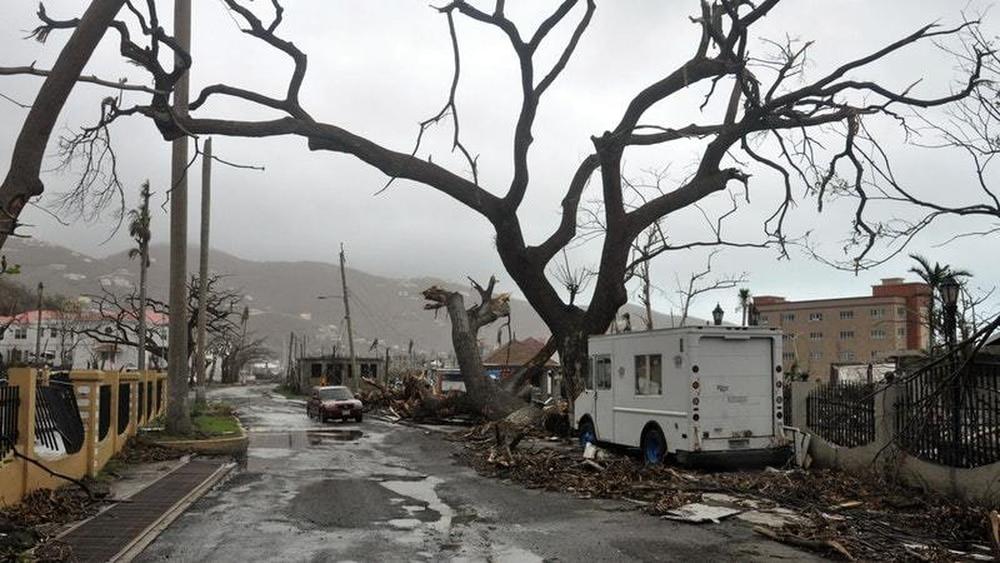 Puerto Rico Dam Fails As Hurricane Maria Continues To Plague Residents