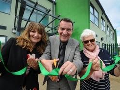 Perryfields Primary in Oldbury unveils extension