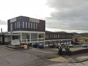 Sunrise Medical in Brierley Hill. Photo: Google.