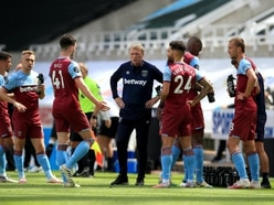 David Moyes says West Ham are ready to fight for survival until the last kick